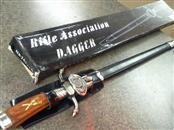BUD K Display Knife RIFLE ASSOCIATION DAGGAR